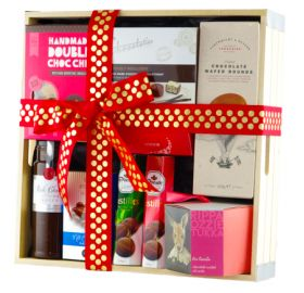 Chocolate Cheer Gift Hamper for Valentine Day