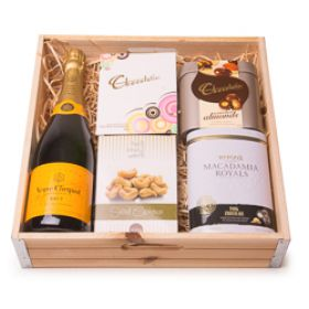 The Veuve Clicquot Gift Box
