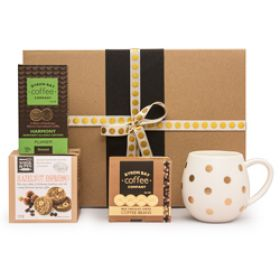 Coffee Break Gold Gift Hamper