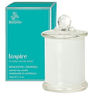 Urban Rituelle Balance Mini Candle Gift for her
