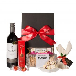 12. Festive Delights with Red Wine