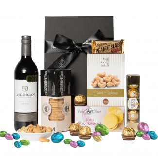 Great value gift hampers australia gift hampers online gift easter red wine box negle Choice Image